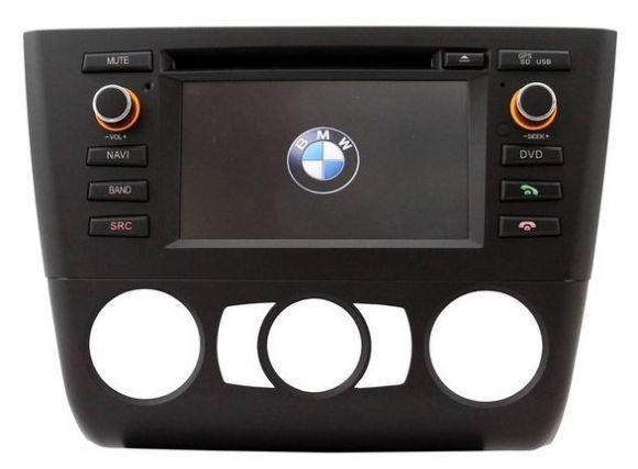 Central Multimídia BMW 320i 2007 2012