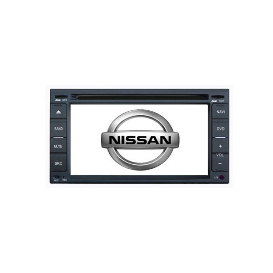 Central Multimídia Nissan Versa 2015 em diante