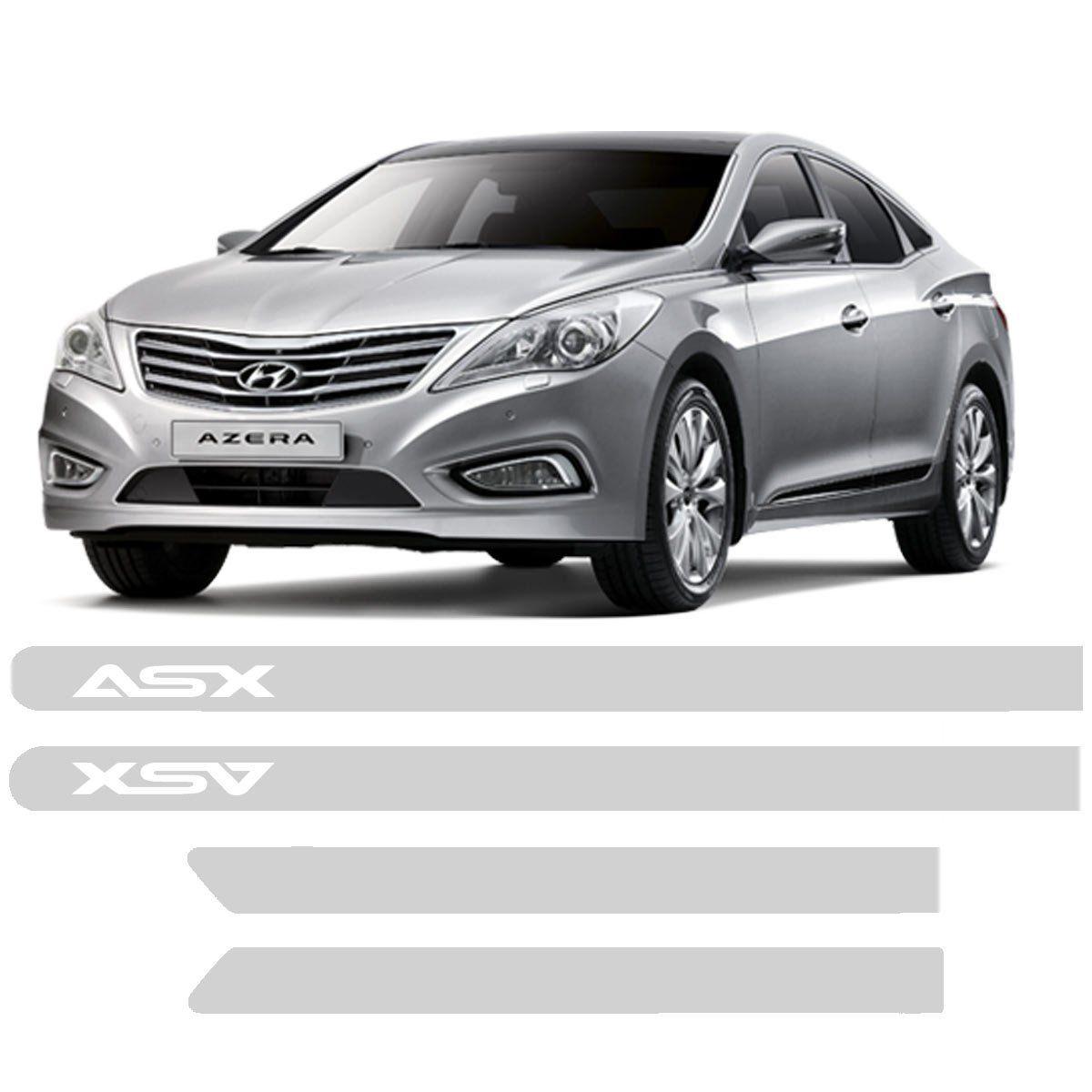 Friso Lateral Azera Hyundai Personalizado