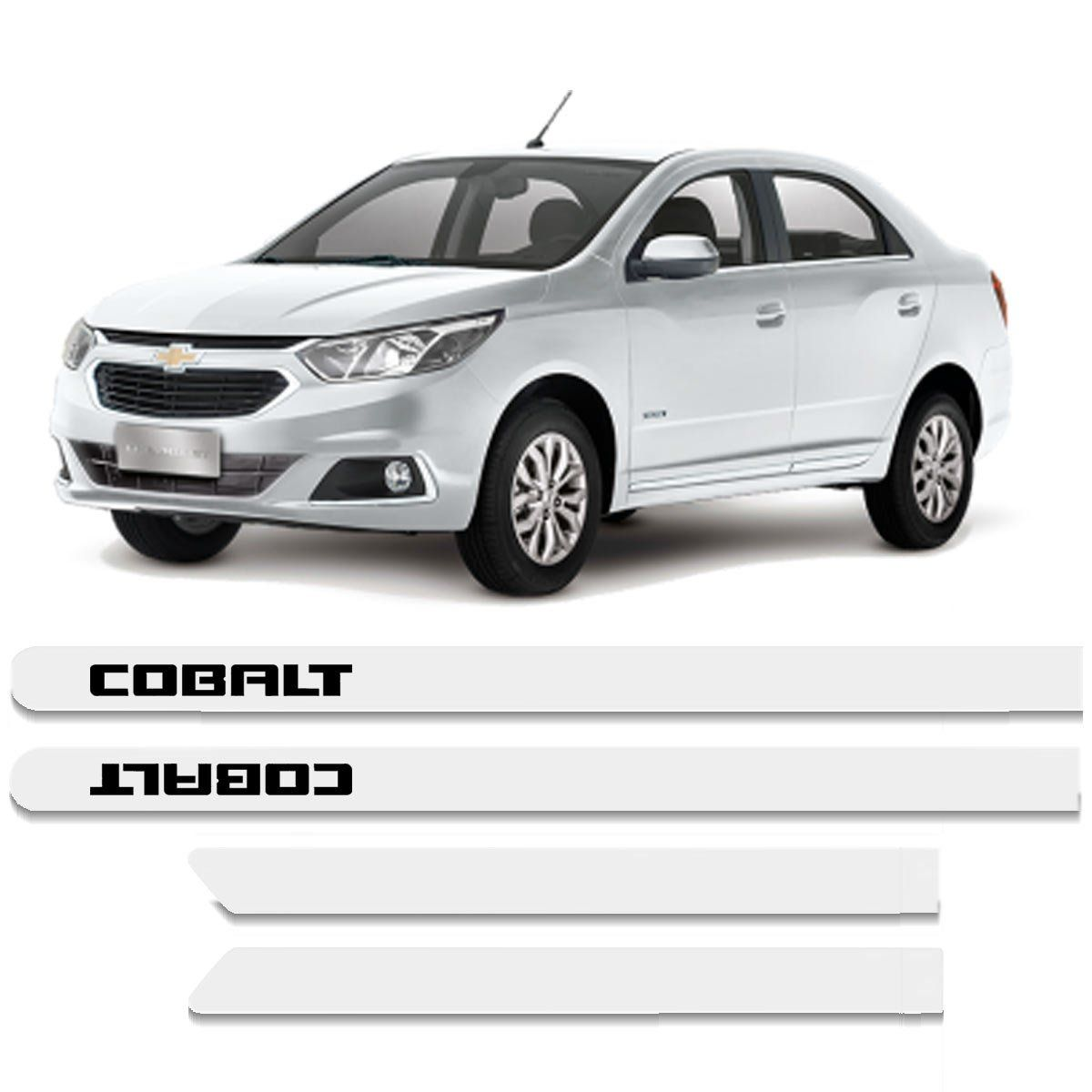 Friso Lateral COBALT Personalizado