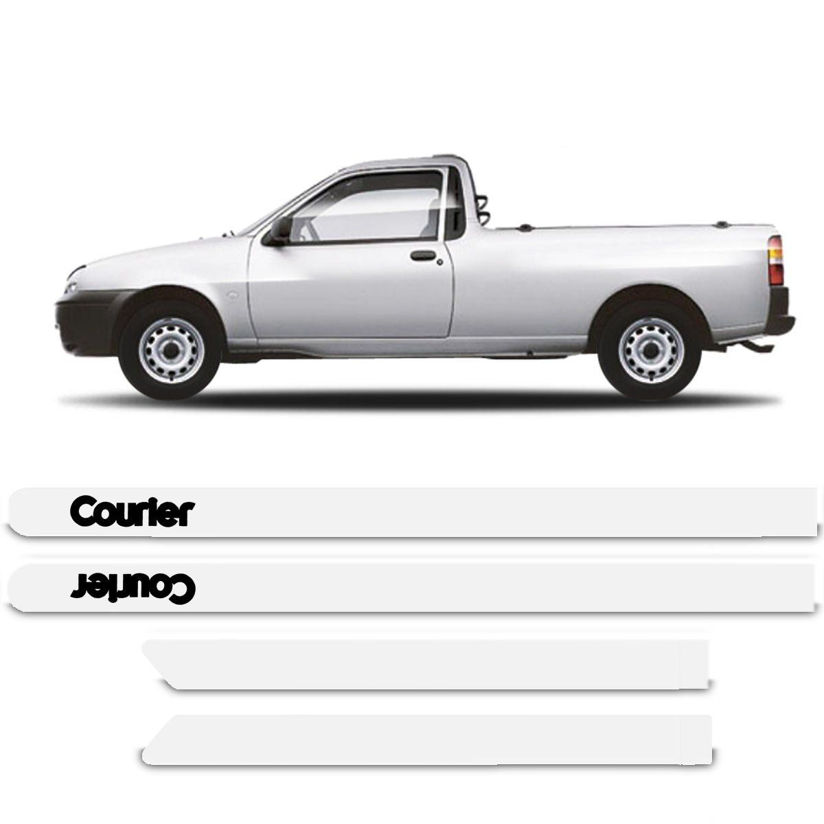 Friso Lateral Ford Courier Personalizado