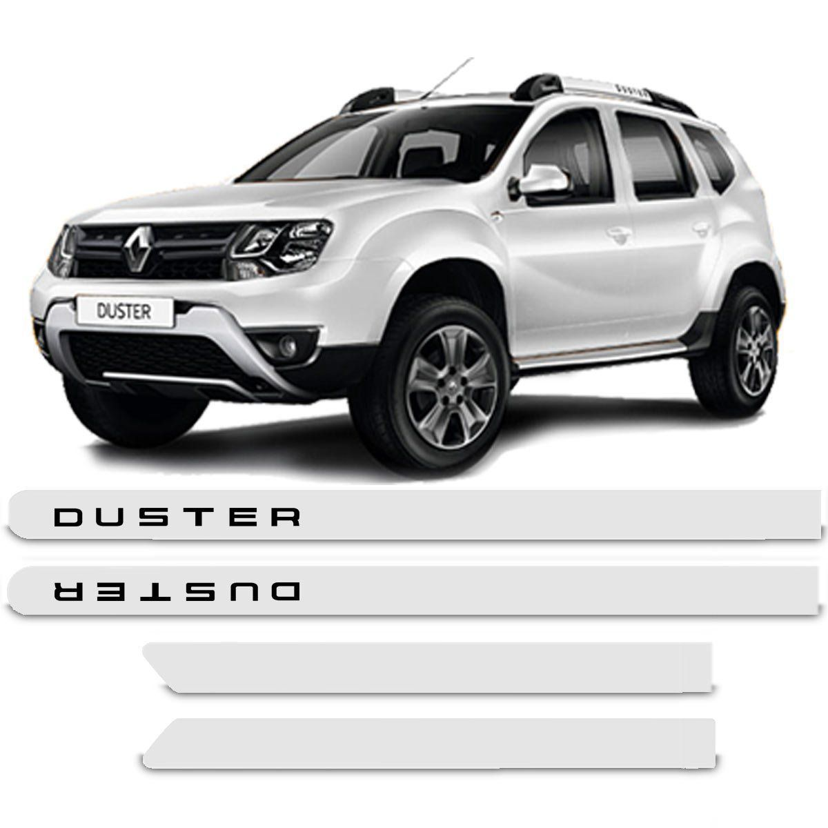 Friso Lateral Renault Duster Pintado