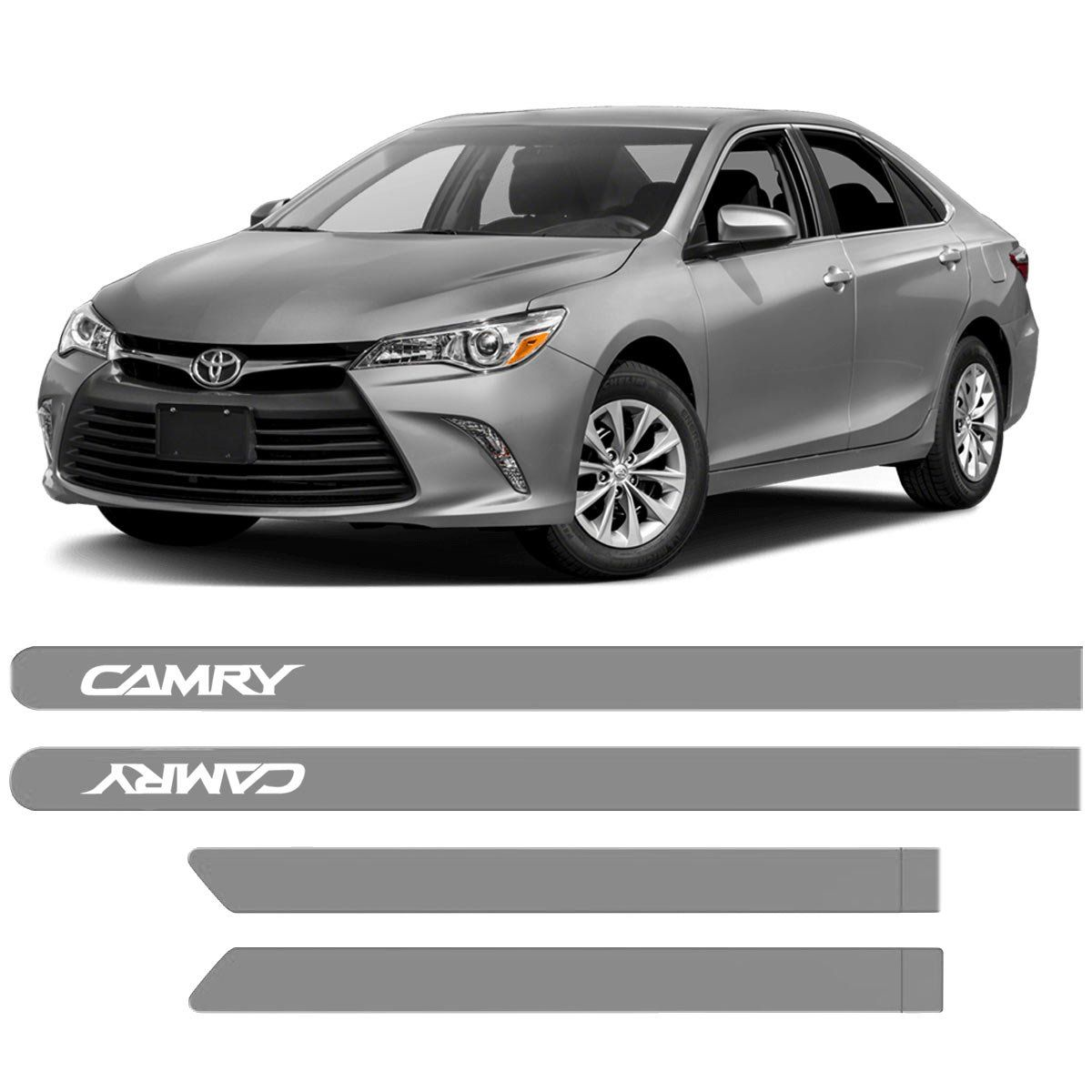 Friso Lateral Toyota Camry Personalizado