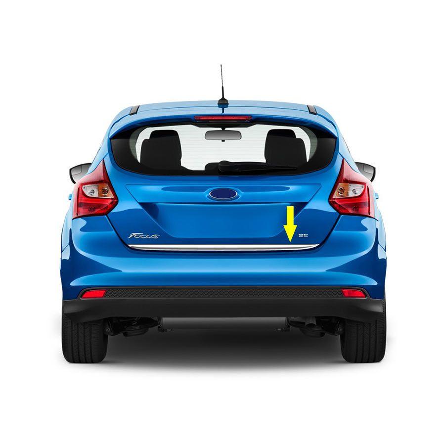 Friso Porta- Mala Ford Focus 2014/2016 Hatch