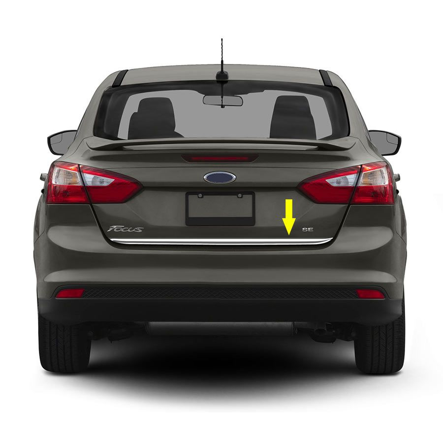 Friso Porta- Mala Ford Focus 2014/2015 Sedan