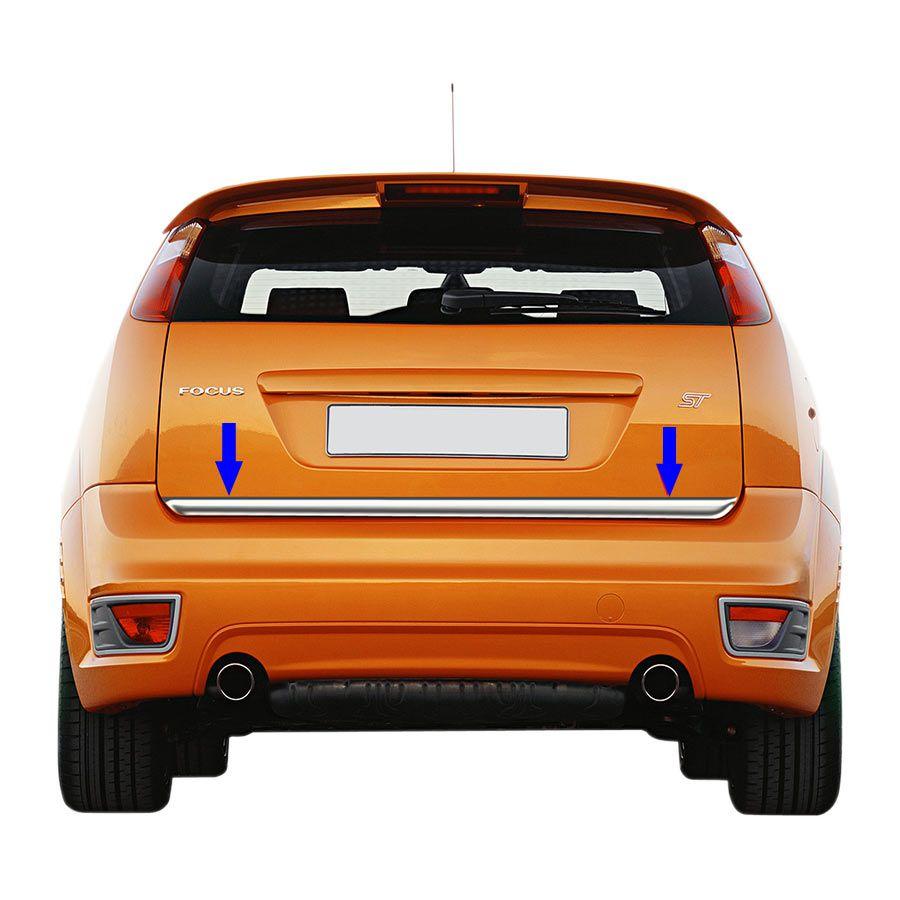 Friso Porta Malas Cromado Focus Hatch 16/18 Resinado