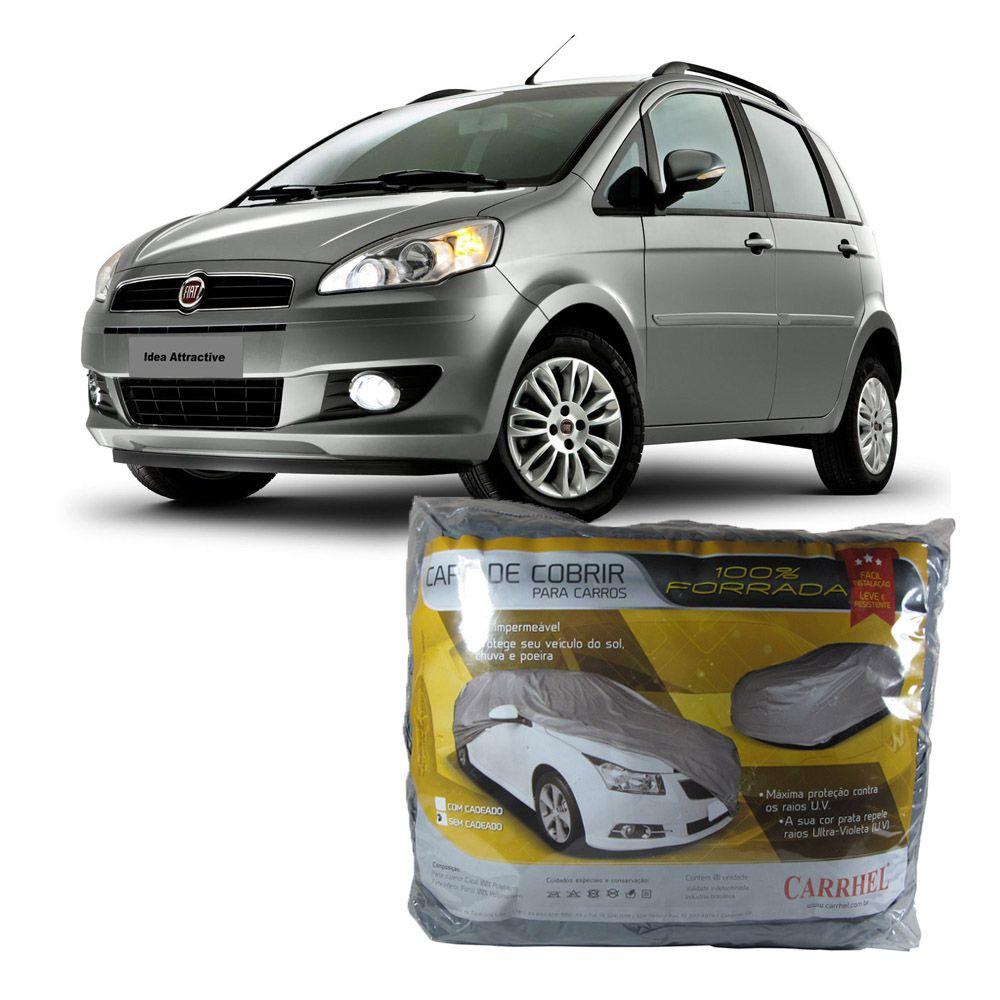 Capa Protetora Fiat  Idea Com Forro Total (M287)