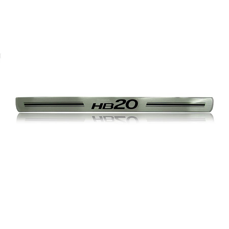 Jogo de soleira de porta Hyundai HB20
