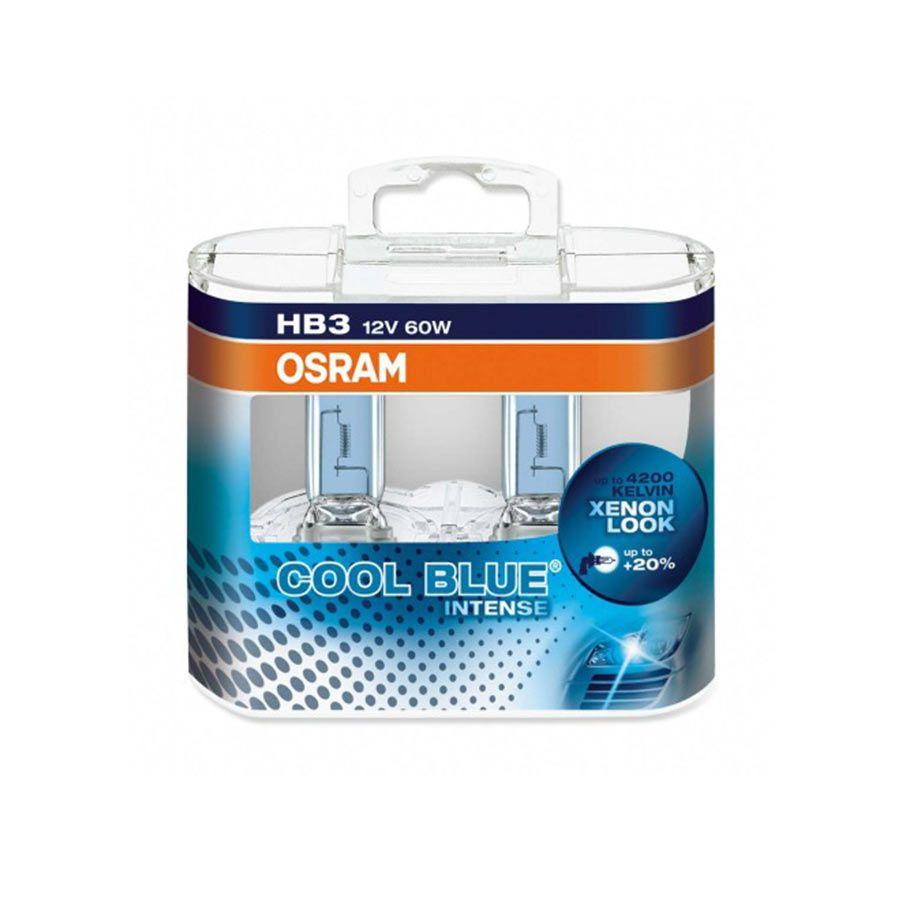 Lâmpada Super Branca Osram Cool Blue Intense HB3 9005 60W