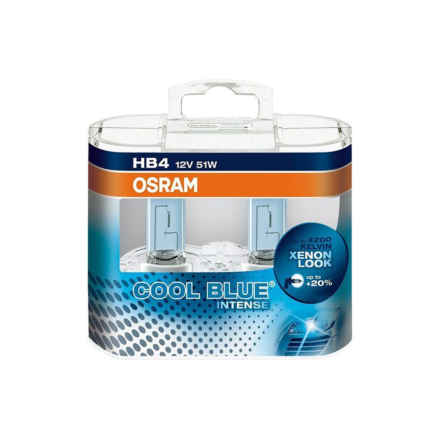 Lâmpada Super Branca Osram Cool Blue Intense HB4 9006 51W