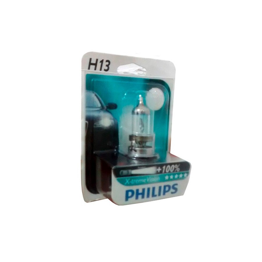 Lâmpada Xtreme Vision H13 Philips (Unitário)
