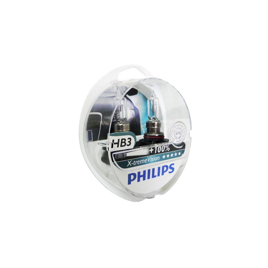 Lâmpada Xtreme Vision HB3 Philips