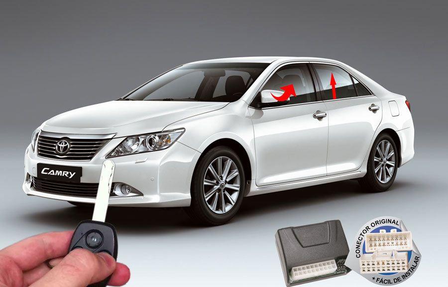 Módulo Conforto Camry 2013-2015 Toyota (Vidros Espelhos) ORIGINAL