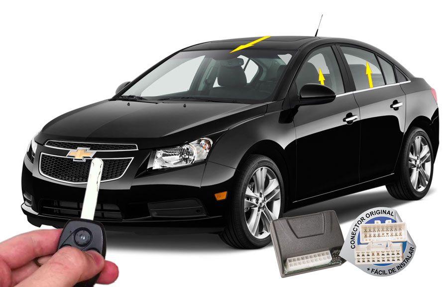 Módulo Conforto Cruze LTZ 2011-2014 (vidro+teto+espelho) Chevrolet ORIGINAL