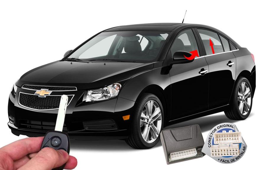 Módulo Conforto Cruze LTZ até 2015 (vidro+espelho) Chevrolet ORIGINAL