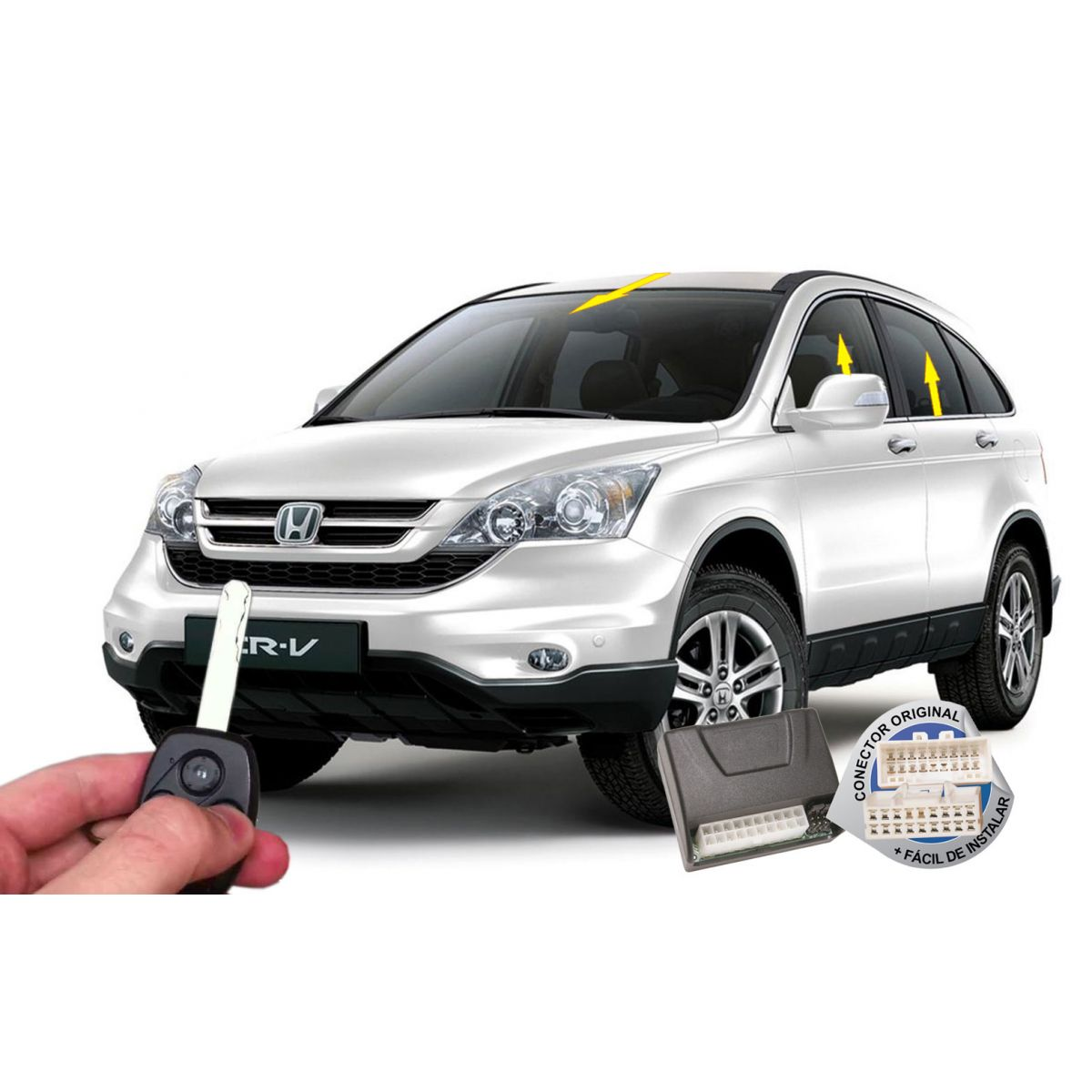 Módulo Conforto CRV 2006-2011 Honda (vidros teto) ORIGINAL