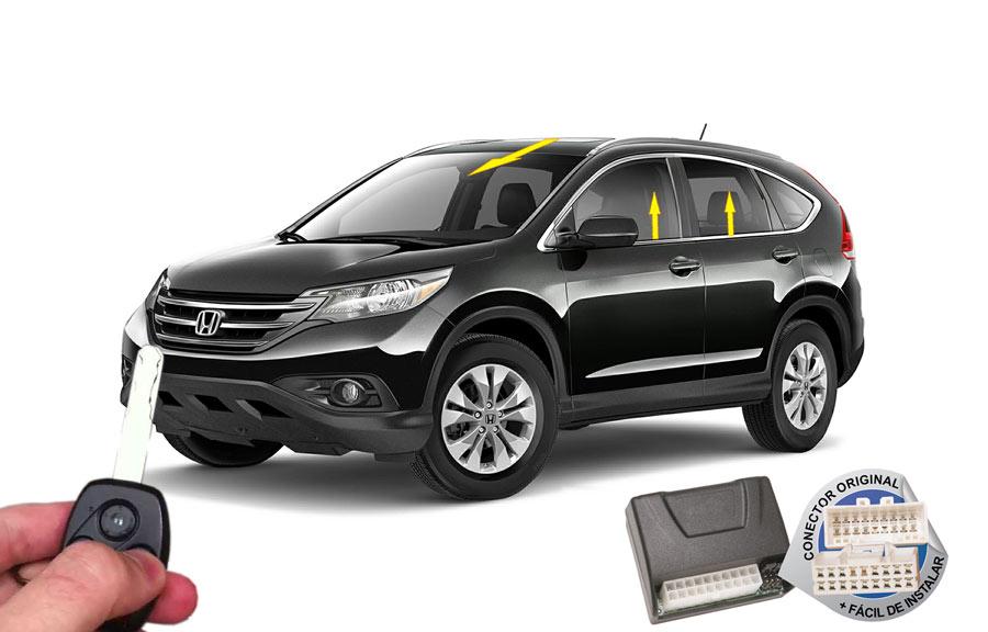 Módulo Conforto CRV 2012-2015 Honda (vidros teto) ORIGINAL