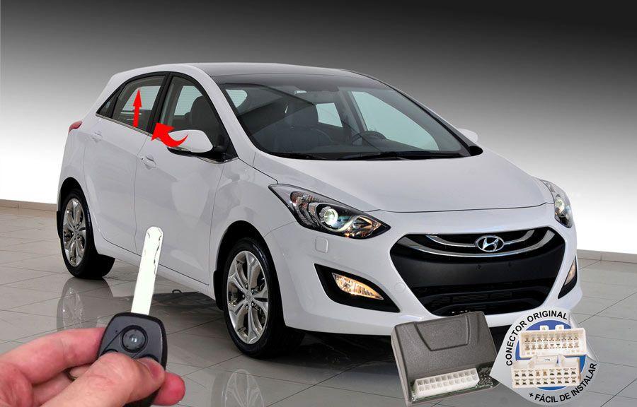 Módulo Conforto I30 2013-2015 Hyundai (Vidro Espelhos) ORIGINAL