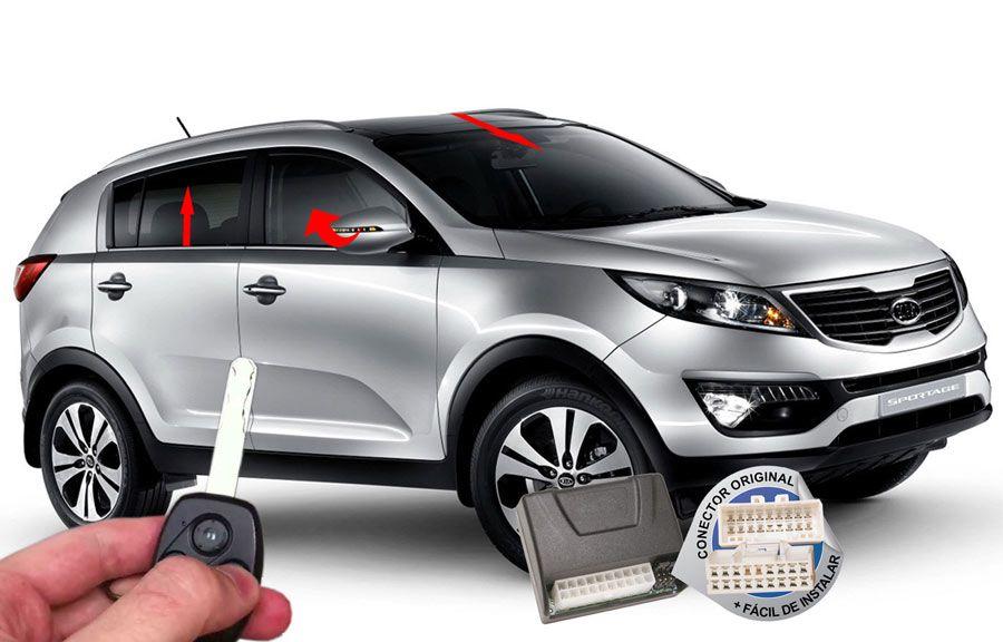 Módulo Conforto Sportage Kia 2011-2016 (Vidro Teto Espelhos)? ORIGINAL