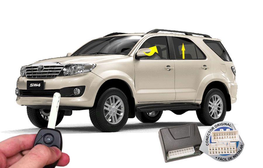 Módulo Conforto SW4 Toyota (vidros espelho) ORIGINAL