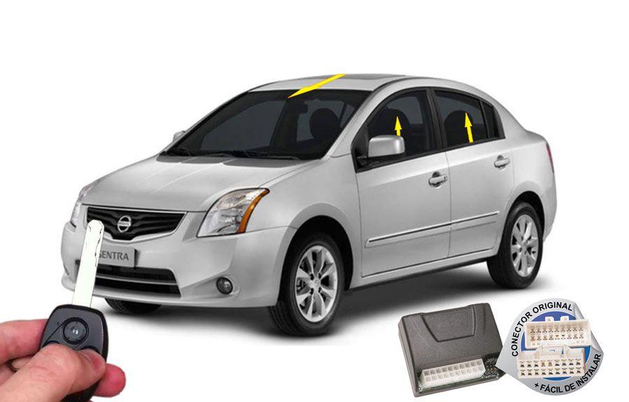 Módulo Conforto Sentra 2010-2013 Nissan (vidros teto) ORIGINAL
