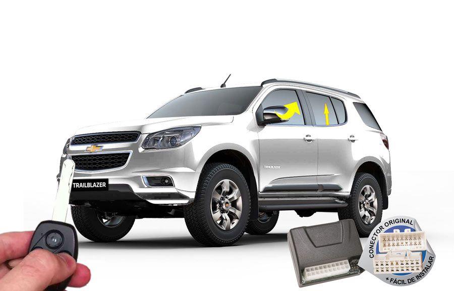 Módulo Conforto TrailBlazer 2012 em diante (vidro+espelho) Chevrolet ORIGINAL