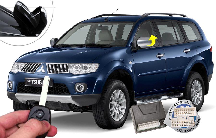 Modulo de Rebatimento de espelho Retrovisor Pajero Dakar Conector Original