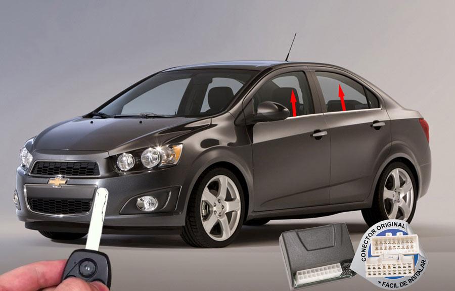 Módulo Subida de vidros Chevrolet Sonic