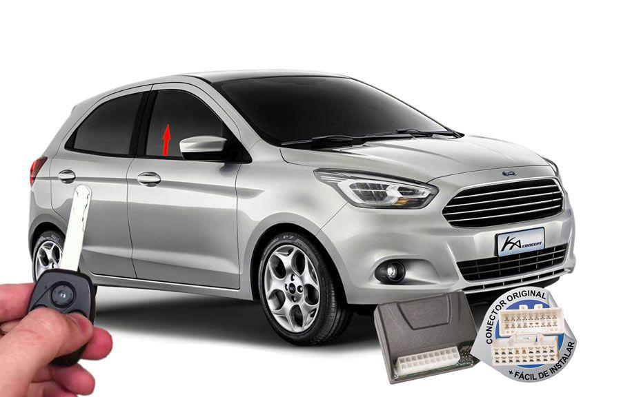 Módulo Subida de Vidros Ka 2015 Ford (Vidros dianteiros) ORIGINAL