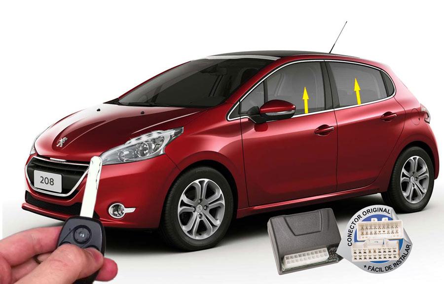 Módulo Subida Vidros 208 Griffe, Allure Active Pack (4 Portas) Peugeot ORIGINAL