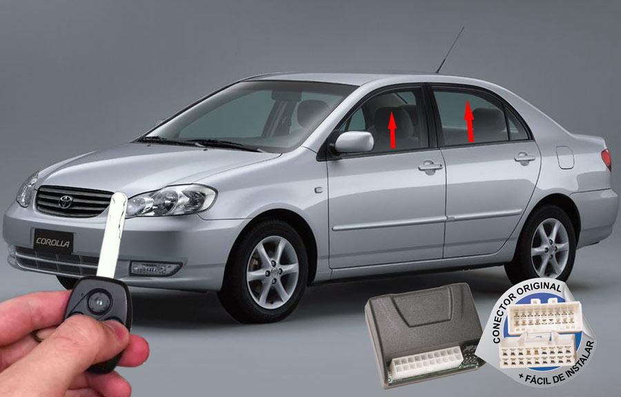 Módulo Subida Vidros Corolla 2002-2008 Toyota ORIGINAL