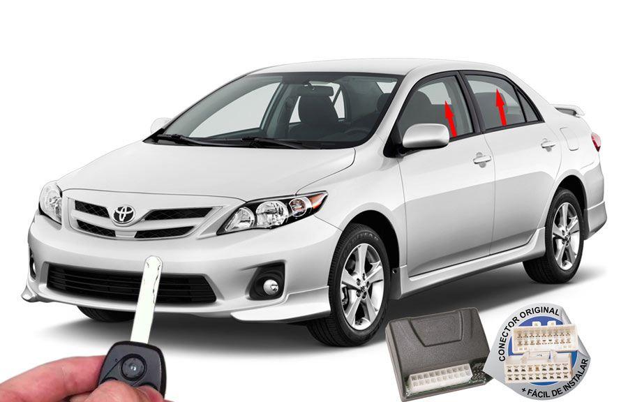 Módulo Subida Vidros Corolla XLI 2009-2014 Toyota ORIGINAL