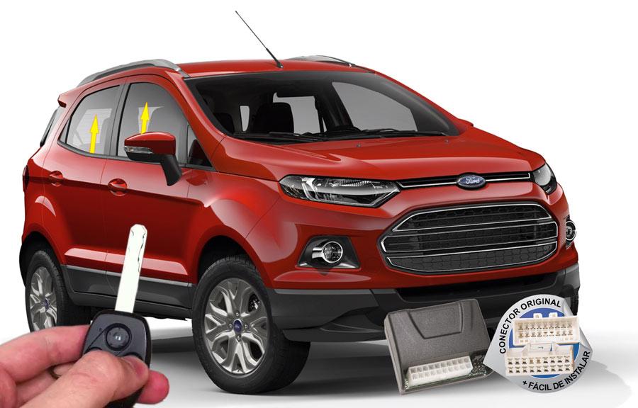 Módulo Subida Vidros Ecosport 2013-2015 Ford ORIGINAL