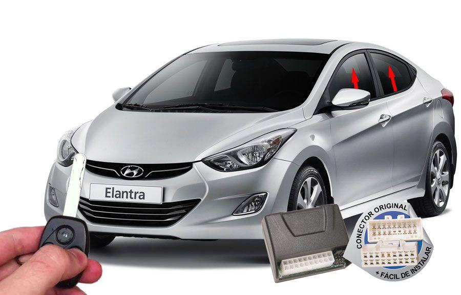Módulo Subida Vidros ELANTRA 2012-2015 Hyundai ORIGINAL