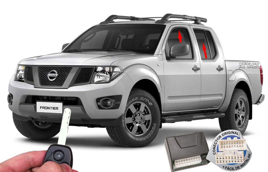 Módulo Subida Vidros Frontier 2004-2005 Nissan ORIGINAL