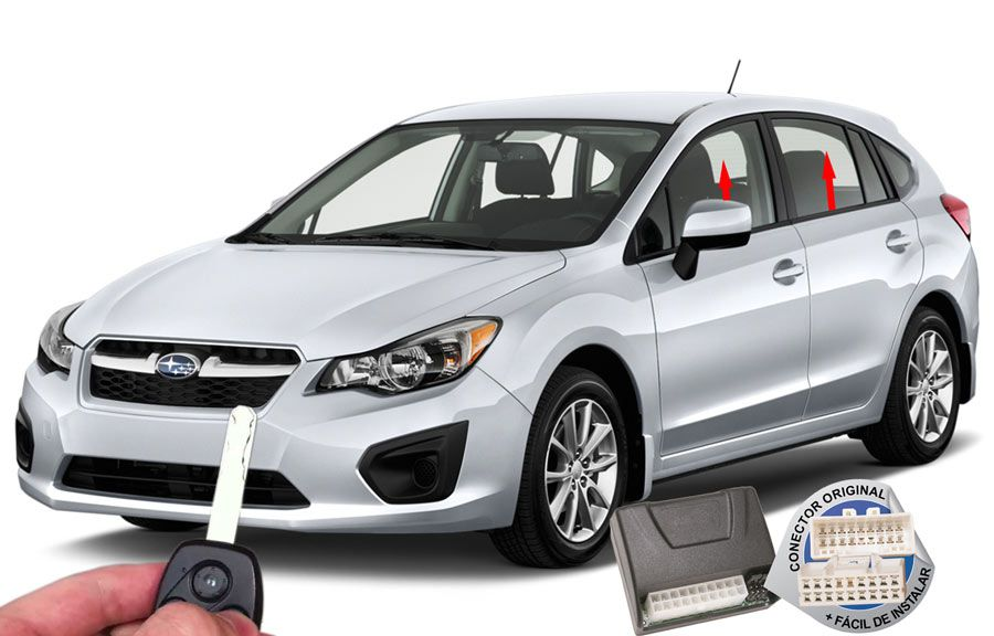 Módulo Subida Vidros Impreza 2012-2016 Subaru ORIGINAL