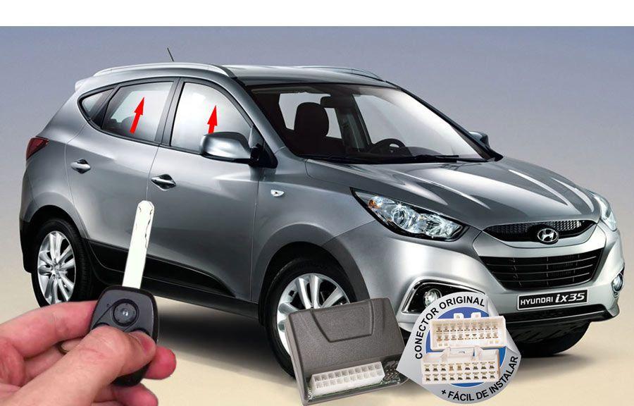 Módulo Subida Vidros IX35 até 2015 Hyundai ORIGINAL