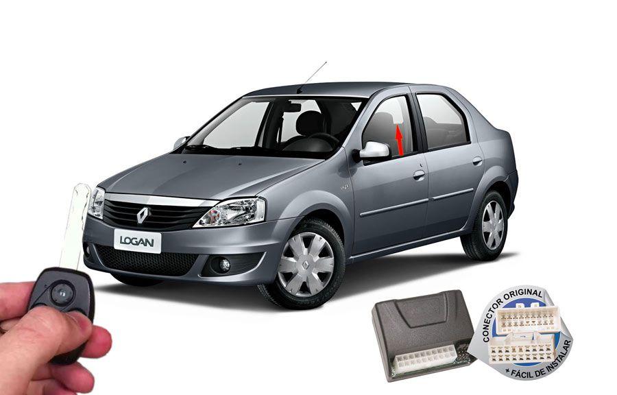 Módulo Subida Vidros Logan até 2013 Renault (Vidros dianteiros) ORIGINAL