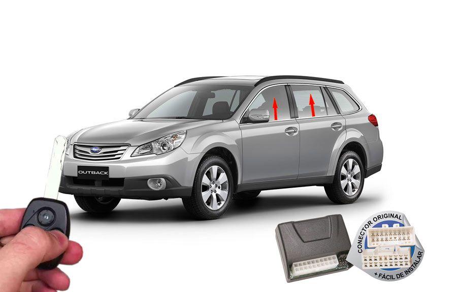 Módulo Subida Vidros Outback 2010-2011 Subaru ORIGINAL