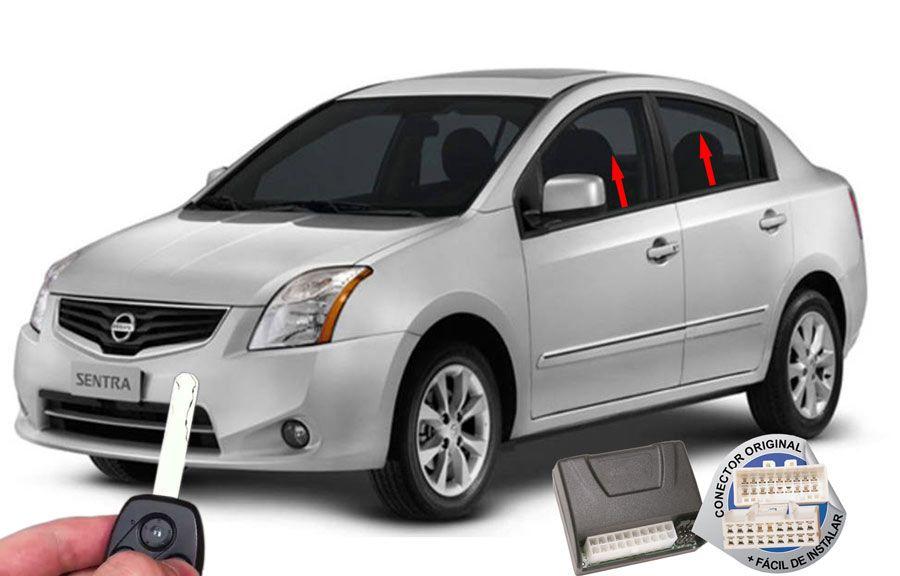 Módulo Subida Vidros Sentra Nissan 2010-2013 ORIGINAL