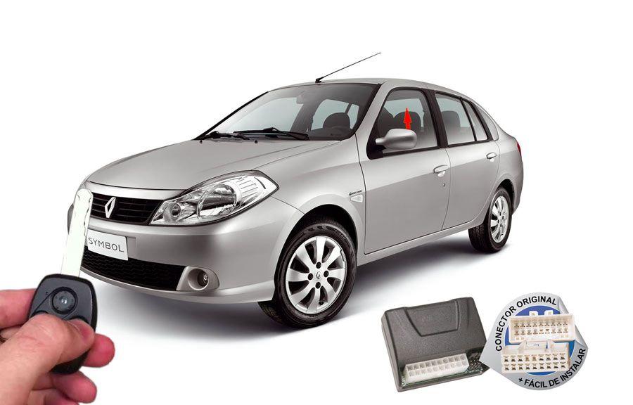 Módulo Subida Vidros Symbol 2009 em diante Renault (Vidros dianteiros) ORIGINAL