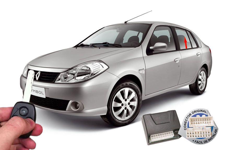 Módulo Subida Vidros Symbol 2009 em diante Renault (Vidros traseiros) ORIGINAL