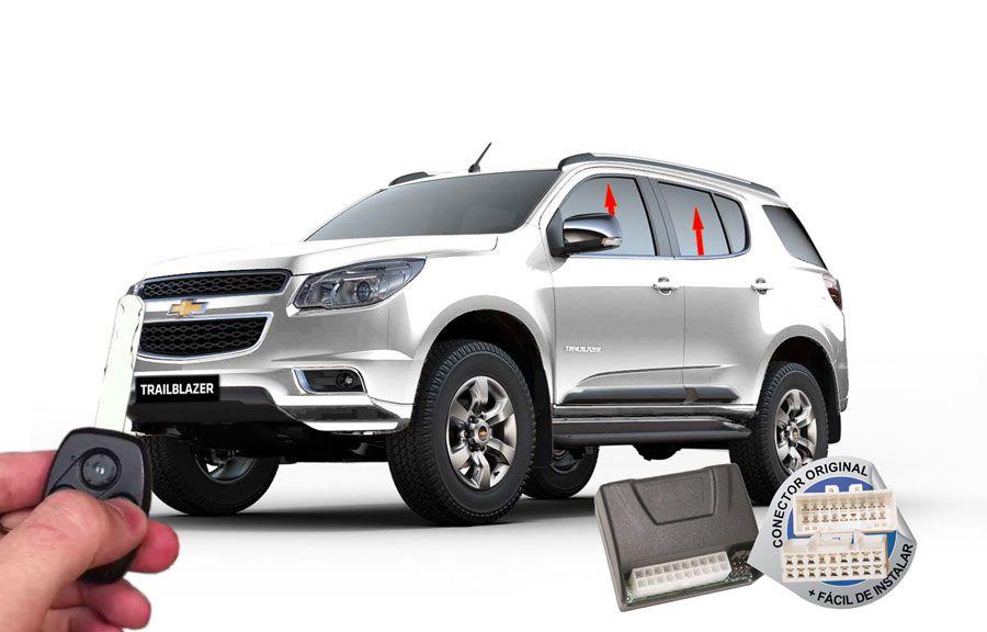 Módulo Subida Vidros TrailBlazer 2012 em diante Chevrolet Original