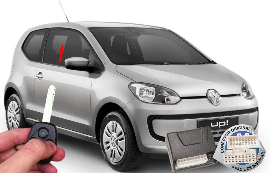 Módulo Subida Vidros UP (vidros dianteiros) VW ORIGINAL