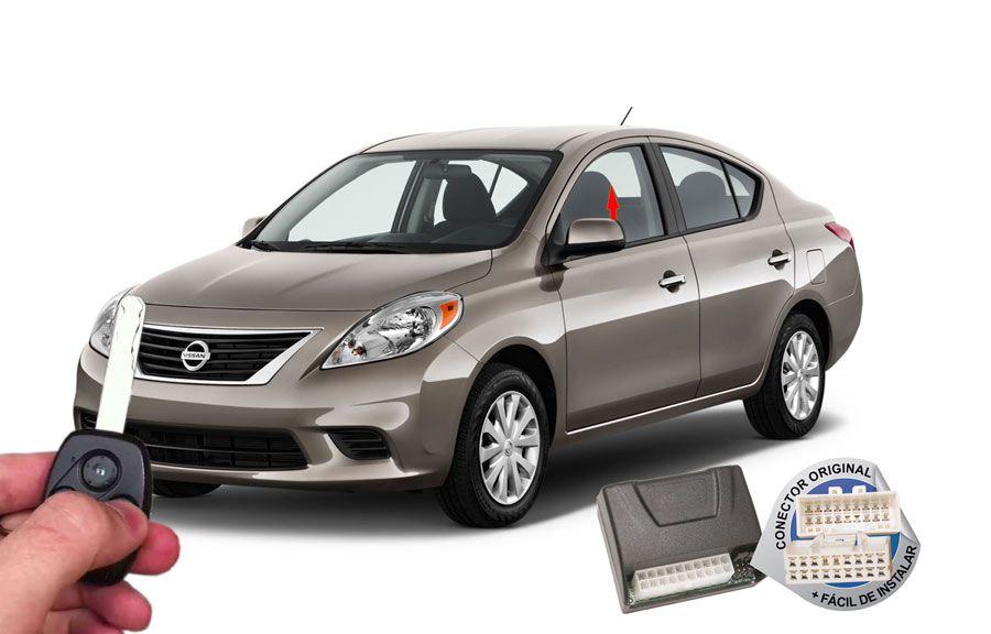 Módulo Subida Vidros Versa (dianteiros) 2012 em diante Nissan ORIGINAL