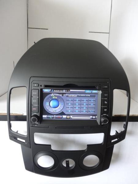 Central Multimídia Hyundai I30 ATÉ 2012