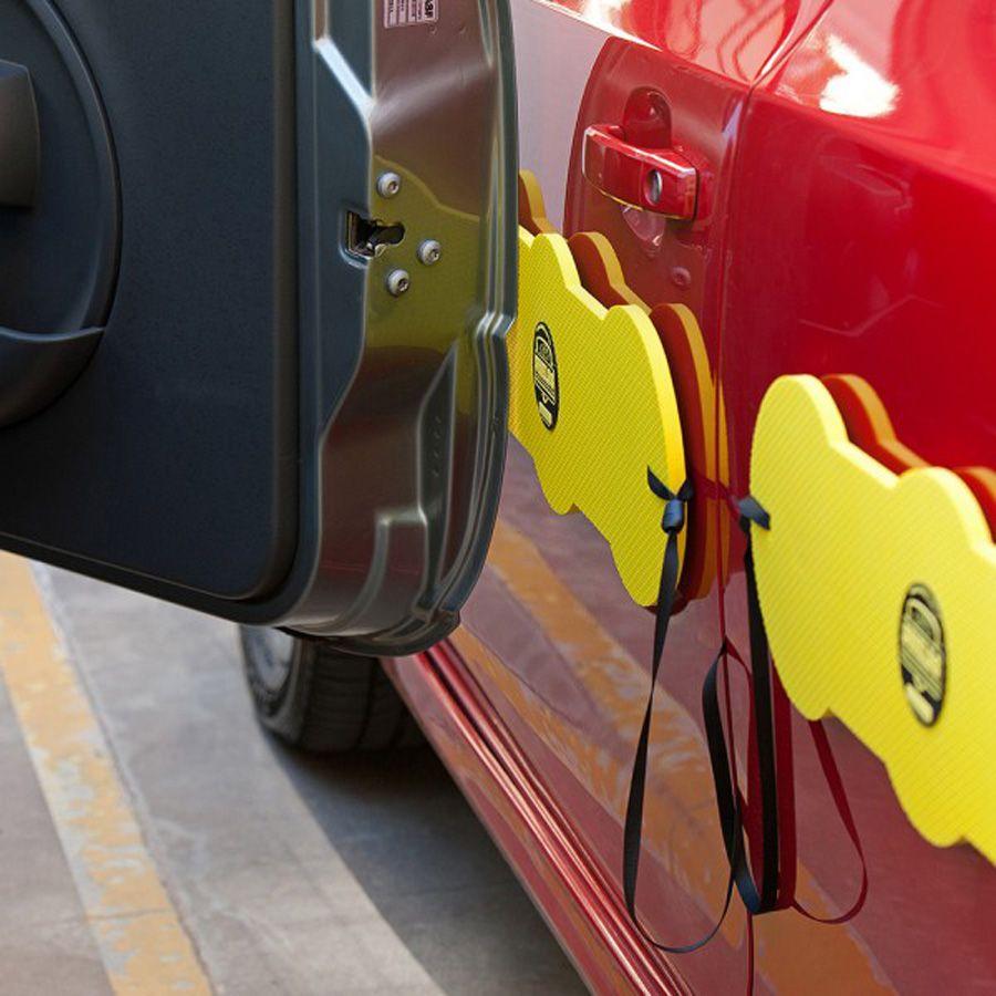 Protetor de Porta Magnetico Largo Wide 2 pçs