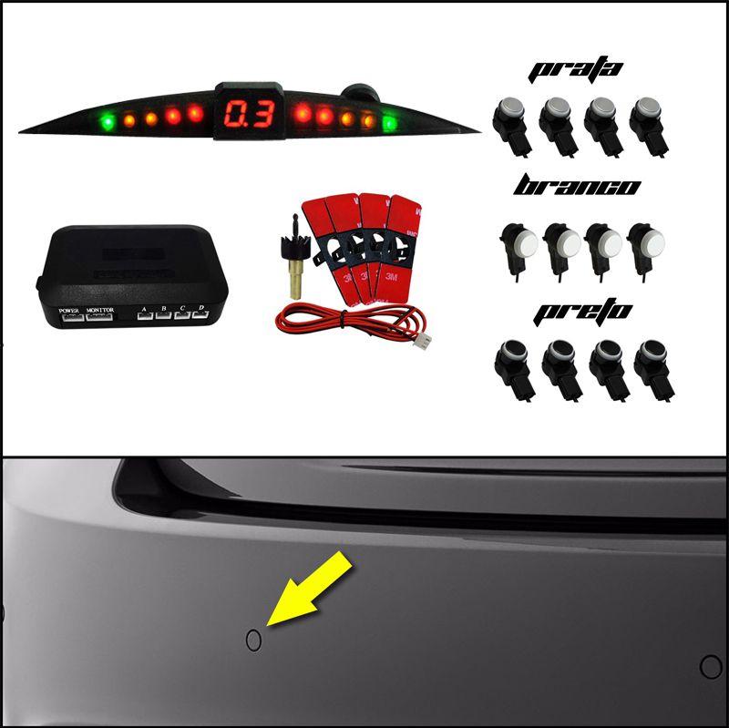 Sensor de Estacionamento SX4 Modelo Original (OEM)