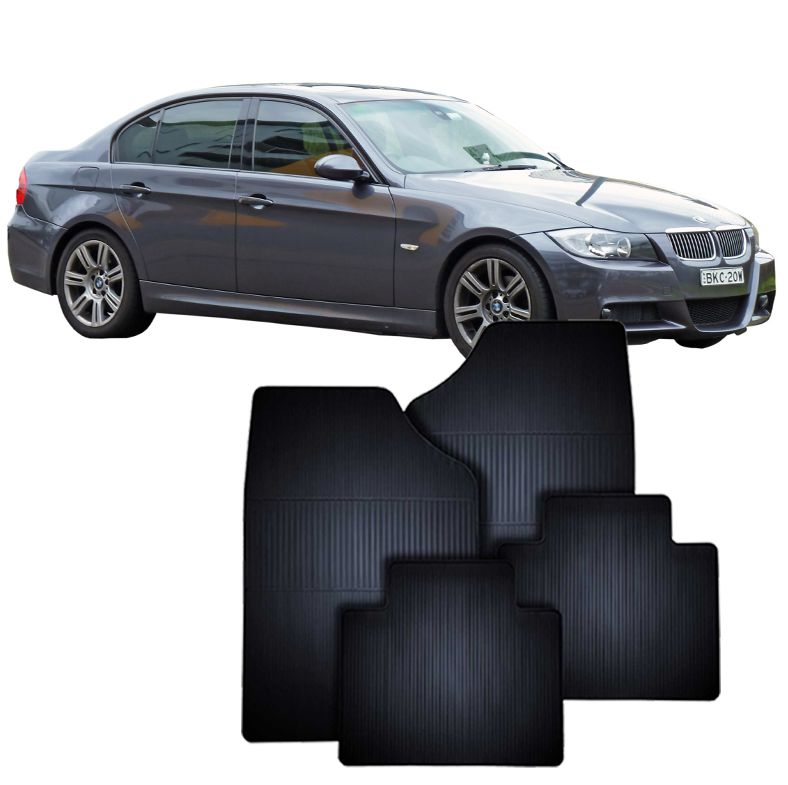 Tapete de Borracha BMW 325I