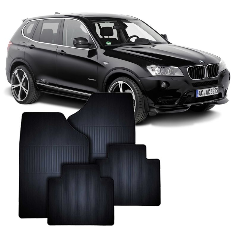 Tapete de Borracha BMW X3